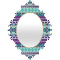 Deny Designs Arcturus Byzantine Baroque Small Wall Mirror
