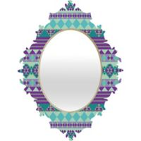 Deny Designs Arcturus Byzantine Baroque Medium Wall Mirror