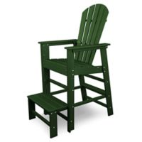 POLYWOOD® South Beach Lifeguard Chair in Green