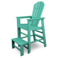 POLYWOOD® South Beach Lifeguard Chair in Aruba