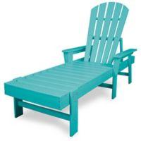 POLYWOOD® South Beach Chaise in Aruba