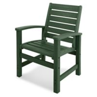 POLYWOOD® Signature Dining Chair in Green