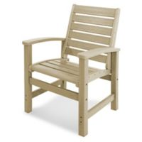 POLYWOOD® Signature Dining Chair in Sand