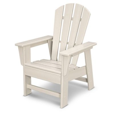 POLYWOOD® Kidu0027s Casual Chair In Sand