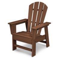 POLYWOOD® Kid's Casual Chair in Teak
