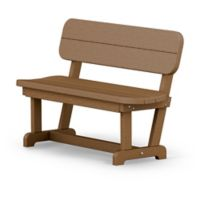 POLYWOOD® Park 48-Inch Bench in Teak