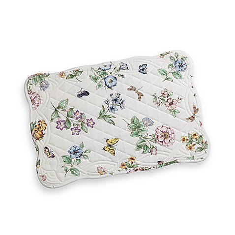 Lenox® Butterfly Meadow® Quilted Placemat