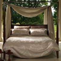 San Giovanni Arabesque Reversible Queen Duvet Set