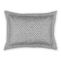 Designs Direct Ombre Dots Standard Pillow Sham