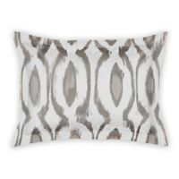 Designs Direct Cat Eye King Pillow Sham in Taupe