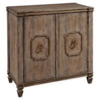 Pulaski Christopher Console Table in Brown