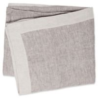 San Giovanni Lucca Bed Runner in Grey