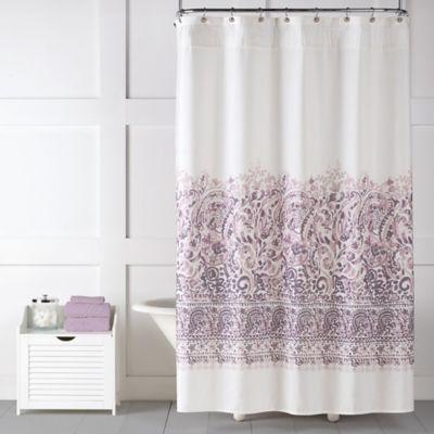 Saturday Knight Elegance Shower Curtain