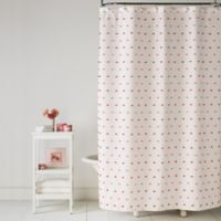 Saturday Knight Colorful Dot Shower Curtain
