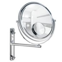 Bivona Cosmetic Wall Mirror with Swiveling Arm