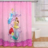 Disney® Princess Dream Fabric Shower Curtain