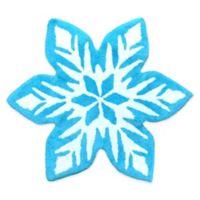 Disney® Frozen Snowflake Bath Rug