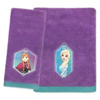 Disney® Frozen Snowflake Bath Towel