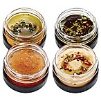 Rubbermaid® Brilliance 4-Pack Dressing Containers