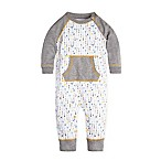 Burt's Bees Baby® Size 3-6M This Way Raglan Sleeve Coverall