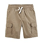 carter's® Size 3M Pull-On Cargo Short in Khaki