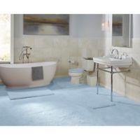 "Wamsutta® Ultra Soft Cut to Size 60"" x 72"" Bath Carpet in Ice Blue"