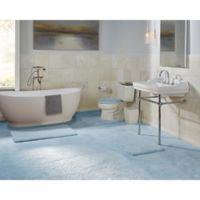 """Wamsutta® Ultra Soft Cut to Size 60"""" x 72"""" Bath Carpet in Blue"""