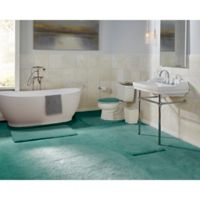 "Wamsutta® Ultra Soft Cut to Size 60"" x 72"" Bath Carpet in Teal"