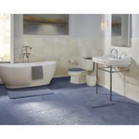 "Wamsutta® Ultra Soft Cut to Size 60"" x 72"" Bath Carpet in Navy"