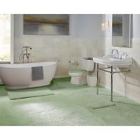 "Wamsutta® Ultra Soft Cut to Size 72"" x 120"" Bath Carpet in Sage"