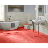 "Wamsutta® Ultra Soft Cut to Size 60"" x 72"" Bath Carpet in Coral"