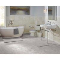 """Wamsutta® Ultra Soft Cut to Size 60"""" x 72"""" Bath Carpet in Silver"""