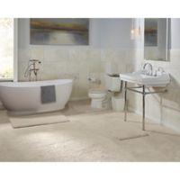 "Wamsutta® Ultra Soft Cut to Size 60"" x 72"" Bath Carpet in Fog"