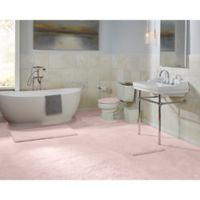 "Wamsutta® Ultra Soft Cut to Size 60"" x 72"" Bath Carpet in Blush"