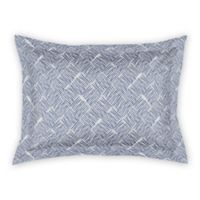 Designs Direct Tribal Pattern King Sham in Blue