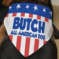 All American Dog Bandana