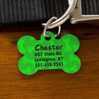 Pick Your Design Bone Dog ID Tag