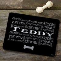 Doggie Delights Dog Food Mat