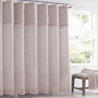 Piper & Wright Sylvia Shower Curtain in Silver