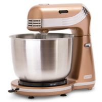 Dash™ Everyday 2.5 qt. Stand Mixer in Copper