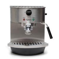 Capresso® Stainless Steel Espresso/Cappuccino Maker