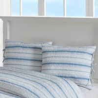 Harbor House Ocean King Pillow Sham in Blue/White
