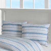 Harbor House Ocean King Pillow Sham in Blue/White