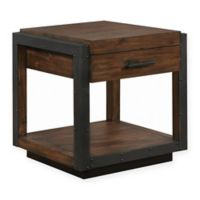Scott Living Industrial Style End Table