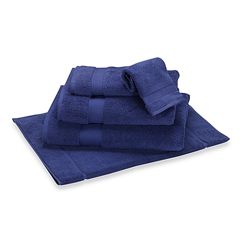 Duet Royal Blue Washcloth Bed Bath Amp Beyond