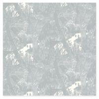 Brewster Home Moominvalley Wallpaper in Light Grey