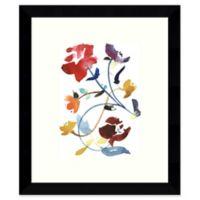 Amanti Art Nouveau Folk 8.88-Inch x 10.88-Inch Framed Wall Art