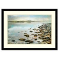 Amanti Art Stillness 46-Inch x 34-Inch Framed Wall Art
