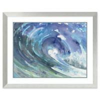 Amanti Art Curl 41-Inch x 33-Inch Framed Wall Art