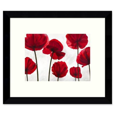 Buy Red Framed Art from Bed Bath & Beyond